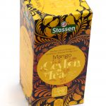 Stassen Mango Ceylon Tea in a box