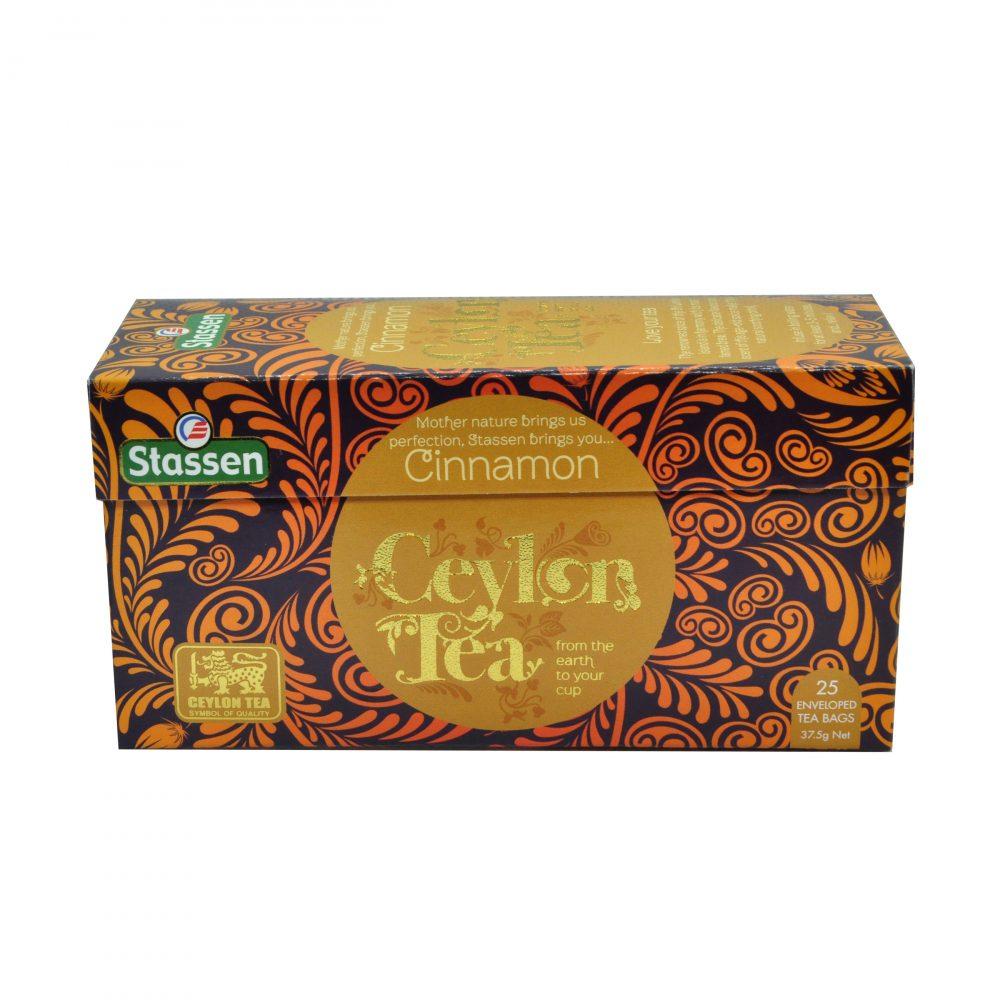 Cimet čaj, Stassen