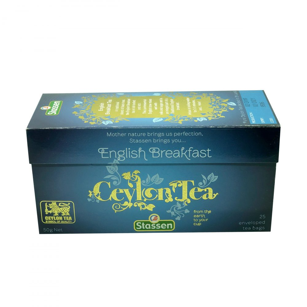 Stassen English Breakfast čaj