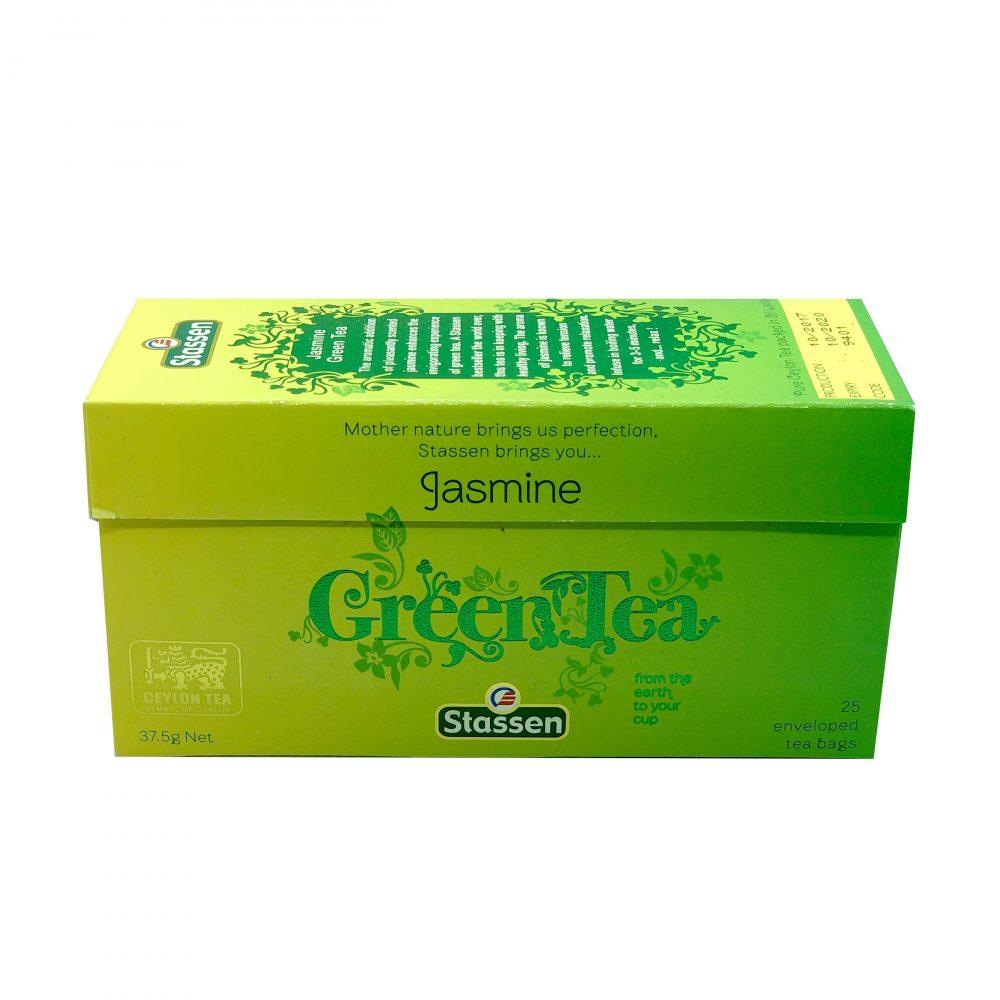 Čaj od jasmina, Stassen