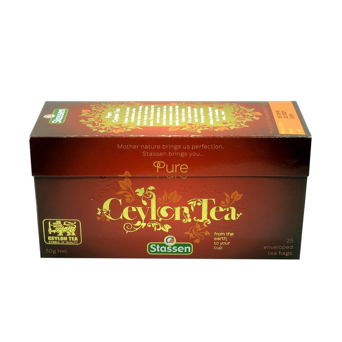 Cejlonski crni čaj, Stassen