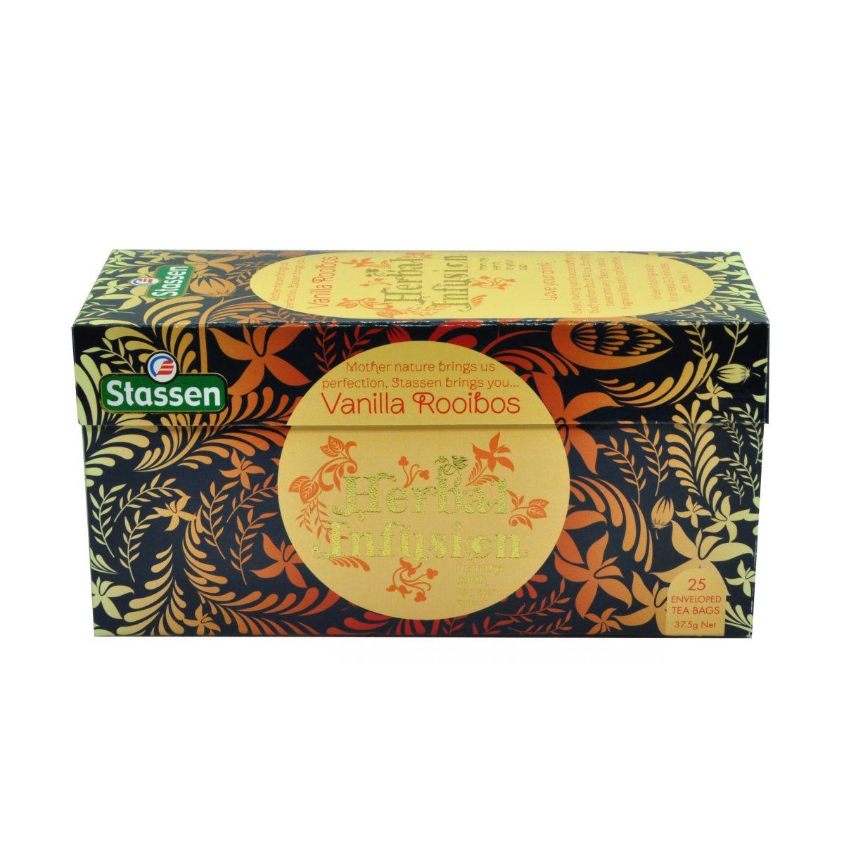 Stassen Vanilla Rooibos čaj