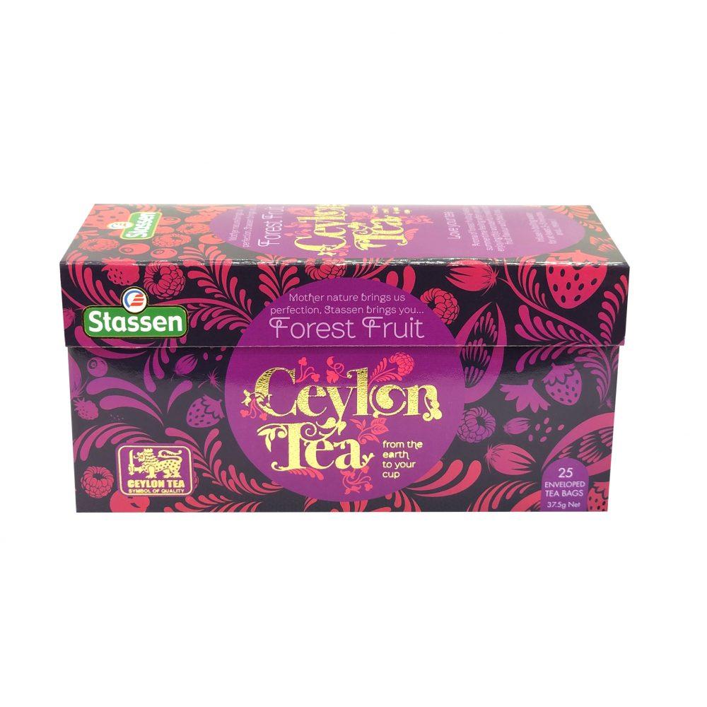 Stassen šumsko voće cejlonski čaj