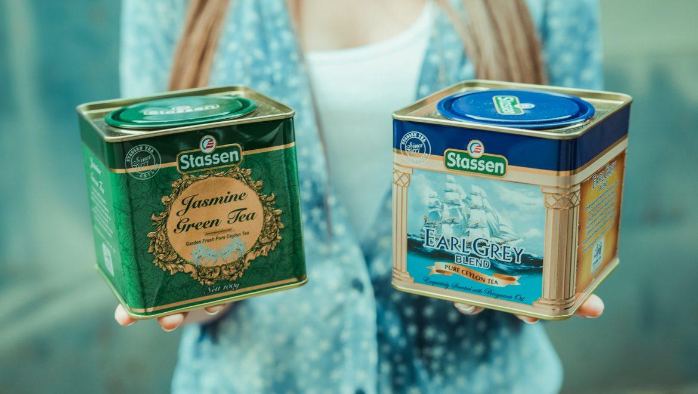 Stassen čajevi